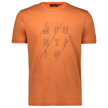 CMP T-ShirtsMAN T-SHIRT - 39T7527 orange