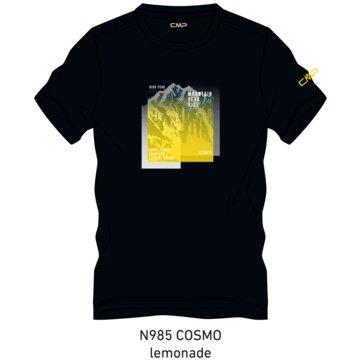 CMP T-ShirtsKID T-SHIRT - 39T7544 schwarz