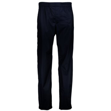 CMP RegenhosenMAN PANT WITH FULL LENGHT SIDE ZIPS - 39X6627 blau