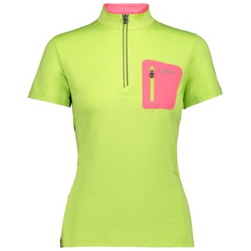 CMP T-ShirtsWOMAN FREE BIKE T-SHIRT - 3C89456T gelb