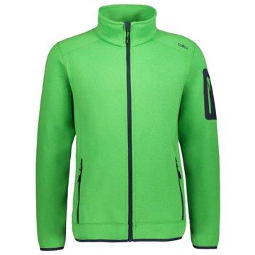 CMP SweatjackenMAN JACKET - 3H60747N grün