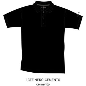 CMP PoloshirtsMAN POLO - 3T60077 schwarz