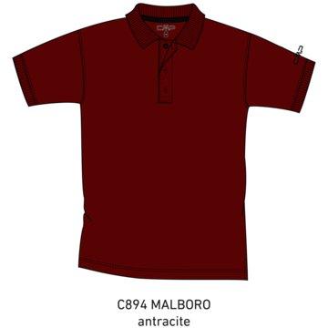 CMP PoloshirtsMAN POLO - 3T60077 rot