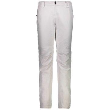 CMP SchneehosenWOMAN PANT - 3W05376 weiß