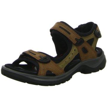 Carmela Outdoor Schuh braun