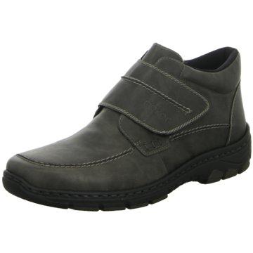 Rieker Komfort Stiefel grau