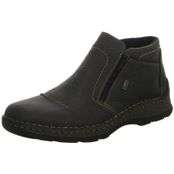 Rieker Komfort Stiefel7491-23057-1 schwarz
