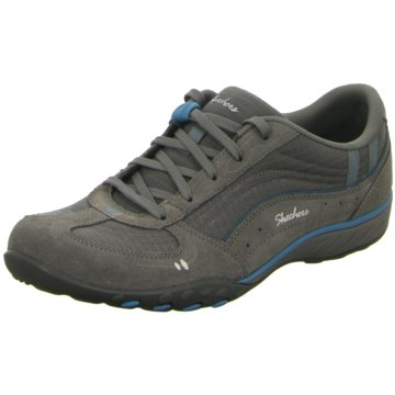 Skechers Schnürhalbschuh Breathe-Easy-Just Relax