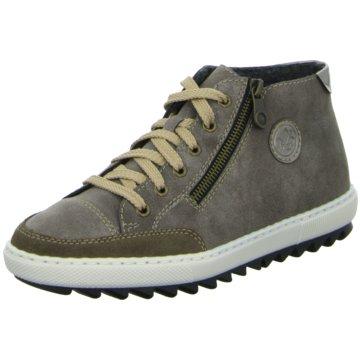 Rieker Schnürschuh für Damen in weiß im Sale | P&P Shoes