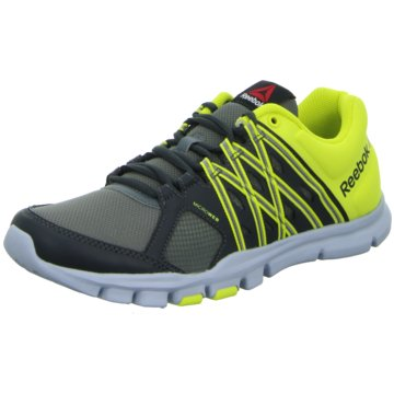 Reebok Natural Running grau