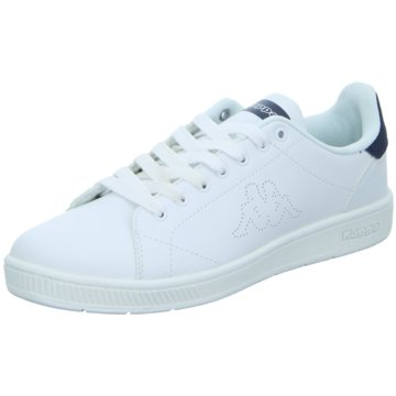 Kappa Sneaker Low weiß