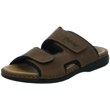 Rieker Komfort Sandale2555925 braun