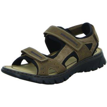 Rieker Komfort SchuhWeite G braun