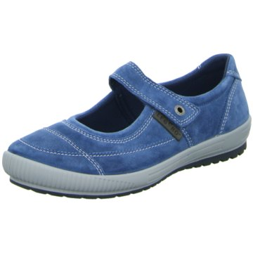 Legero Komfort SlipperTanaro blau