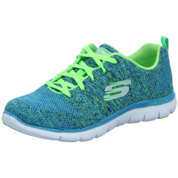 Skechers Trainingsschuhe türkis