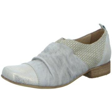 Charme Komfort Slipper grau