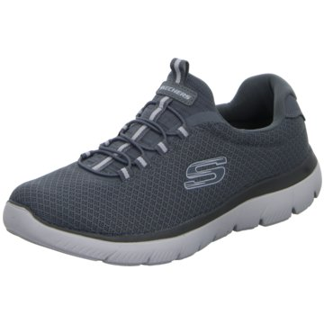 Skechers - Slipper Halbschuh Summits -  grau