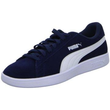 Puma Sneaker Low SMASH V2 - 364989 blau