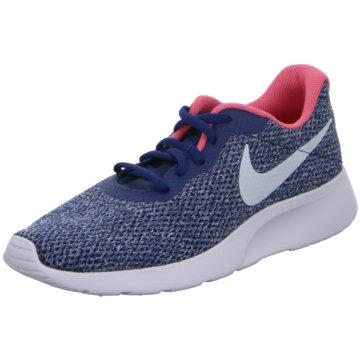Nike Sneaker LowTanjun blau