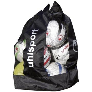 Uhlsport Balltaschen schwarz