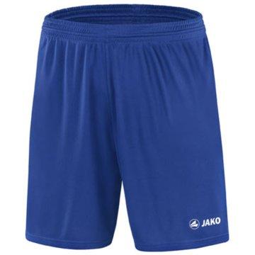 Jako Fußballshorts blau