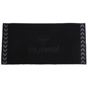 Hummel Handtücher schwarz