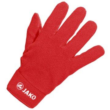Jako Fingerhandschuhe rot