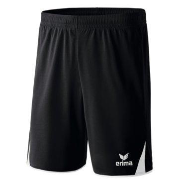 Erima kurze SporthosenCLASSIC 5-C SHORTS - 615308 schwarz