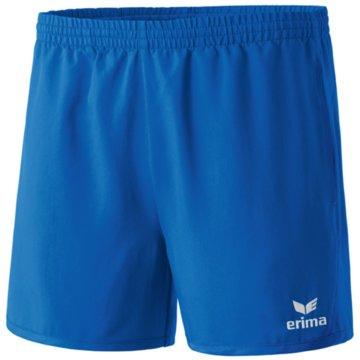 Erima Fußballshorts blau