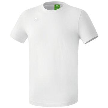 Erima T-ShirtsTEAMSPORT T-SHIRT - 208331 weiß