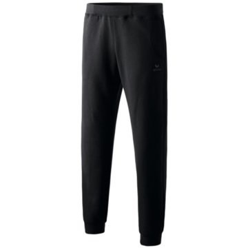 Erima Jogginghosen schwarz