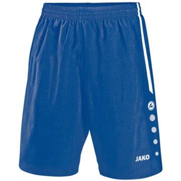 Jako FußballshortsSPORTHOSE TURIN - 4462K 4 blau