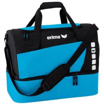 Erima SporttaschenCLUB 5 SPORTTASCHE MIT BODENFACH - 723573 blau