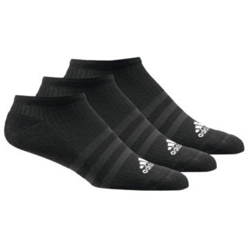 adidas Hohe Socken3S Performance No-Show HC Socks 3Pack schwarz