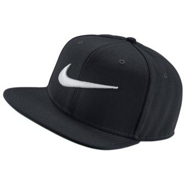 Nike CapsPro Swoosh Classic Cap schwarz