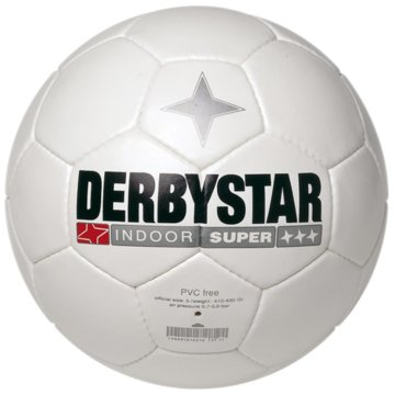 Derby Star BälleINDOOR SUPER - 1150 weiß