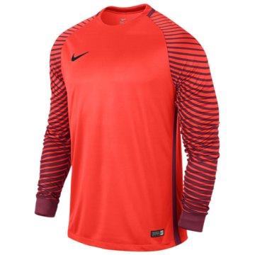 Nike Langarmshirt rot