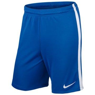 Nike FußballshortsKIDS' NIKE DRY FOOTBALL SHORT - 725990 blau