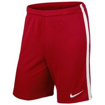 Nike FußballshortsKIDS' NIKE DRY FOOTBALL SHORT - 725990 rot