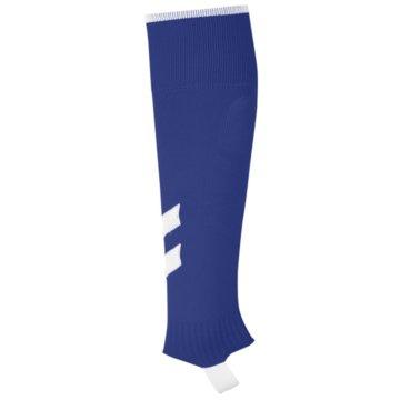 Hummel Hohe Socken blau