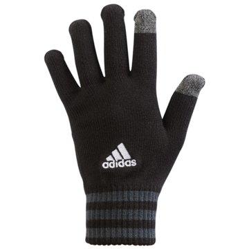 adidas Fingerhandschuhe schwarz