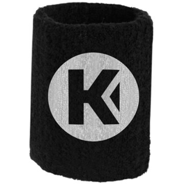 Kempa Schweißbänder schwarz