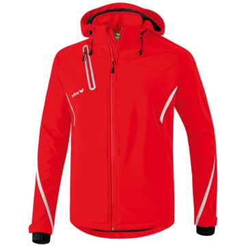 Erima Trainingsjacken rot