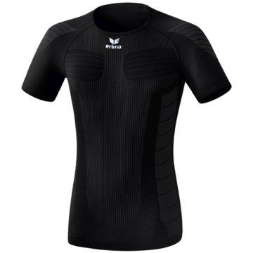 Erima UntershirtsFUNCTIONAL t-shirt schwarz