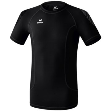 Erima UntershirtsELEMENTAL t-shirt schwarz