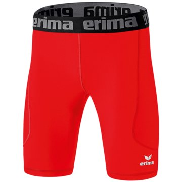 Erima BoxershortsELEMENTAL TIGHT KURZ - 2290704K rot