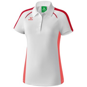 Erima Poloshirts weiß