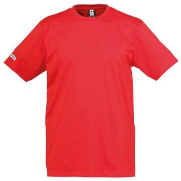 Uhlsport T-Shirts rot