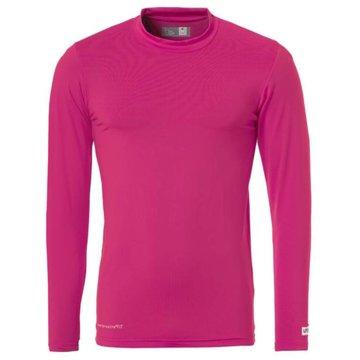 Uhlsport LangarmshirtDISTINCTION COLORS BASELAYER - 1003078K pink