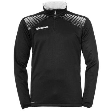 Uhlsport SweaterGOAL 1/4 ZIP TOP - 1005164 schwarz